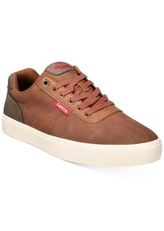 Levi's Men's Miles Waxed Sneakers Men's Shoes