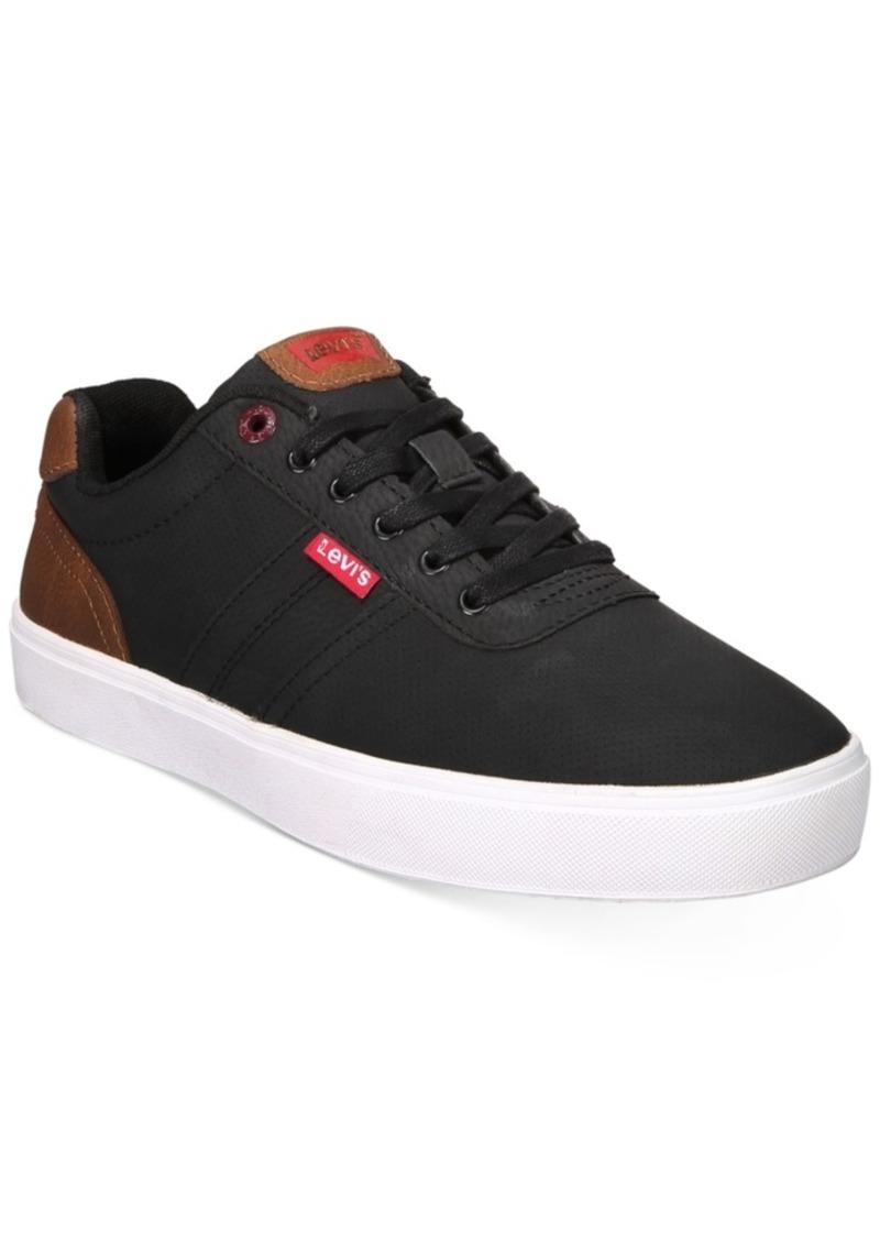 Levi's Men's Miles Waxed Sneakers Men's Shoes