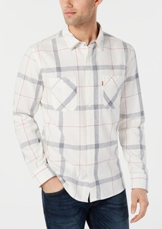 Levi's Men's Noro Plaid Shirt