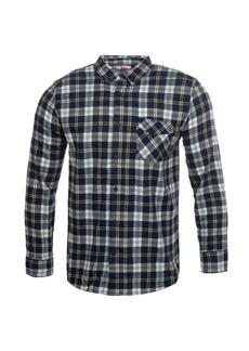 Levi's Men's One Pocket Flannel Shirt