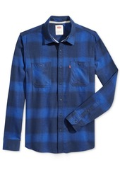 Levi's Men's Parish Twill Plaid Shirt