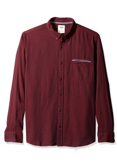 Levi's Men's Paulie Long Sleeve Rugged Oxford Woven