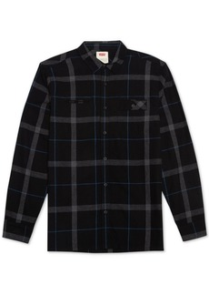 Levi's Men's Plaid Flannel Shirt