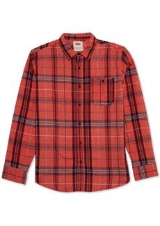 Levi's Men's Plaid Shirt
