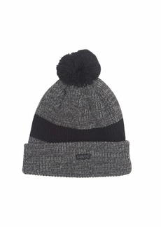 d7bd741fd9b79 Levi s Levi s Men s Pompom Beanie Hat with Extra Large Logo Now  9.09