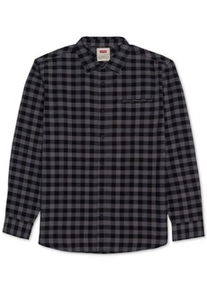 Levi's Men's Prato Plaid Oxford Shirt