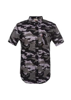 Levi's Men's Printed Short Sleeve Shirt