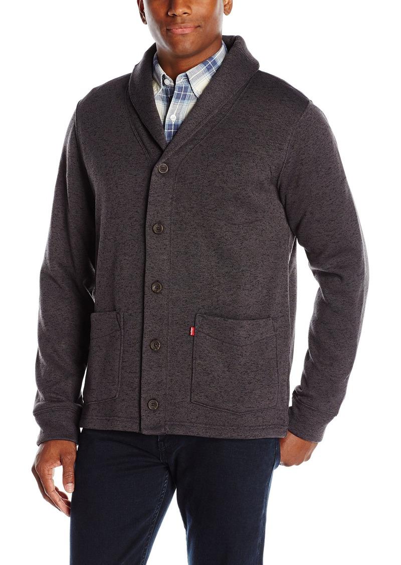 Levi's Levi's Men's Rand Sweater Knit Fleece Cardigan | Sweaters ...