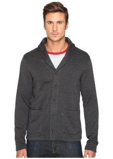 Levi's Men's Rand Sweater Knit Fleece Cardigan