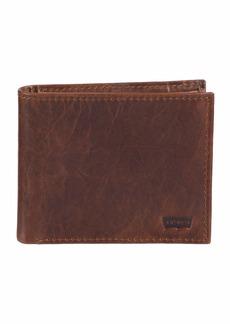 Levi's Men's RFID Blocking Passcase Wallet