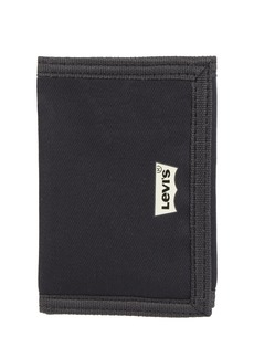Levi's Men's RFID Security Blocking Nylon Trifold Wallet