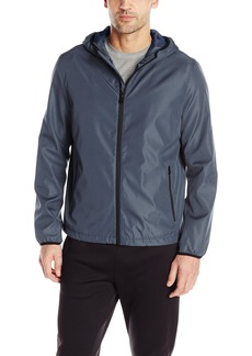 Levi's Men's Rip Stop Performance Hooded Jacket