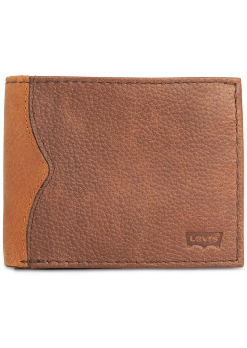 Levi's Men's Robert Rfid Traveler Wallet