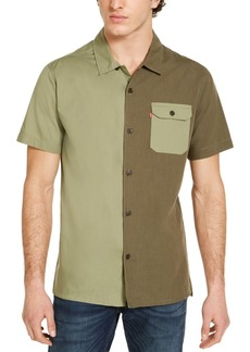 Levi's Men's Rockwall Colorblocked Shirt