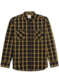 Levi's Men's Roma Plaid Shirt