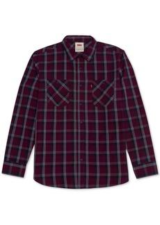 Levi's Men's Roma Plaid Shirt