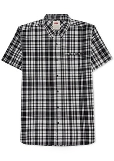 Levi's Men's Rulo Plaid Shirt