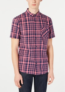 Levi's Men's Sanford Plaid Shirt