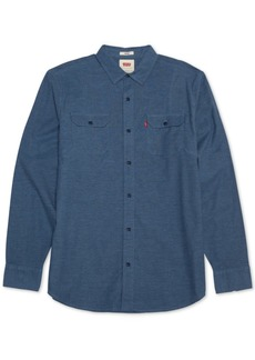 Levi's Men's Scott Stretch Oxford Shirt