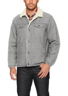 Levi's Men's Sherpa Coach Trucker Jacket  M