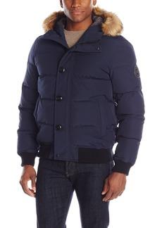 Levi's Men's Shorty Snorkel Hoody Bomber Jacket