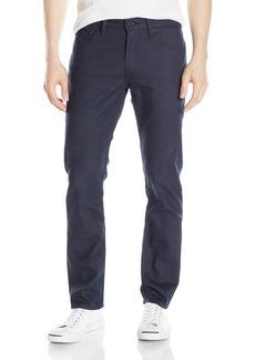 Levi's Men's Slim 511 Fit Jeans Black Indigo 3D
