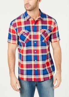 Levi's Men's Slim-Fit Plaid Shirt