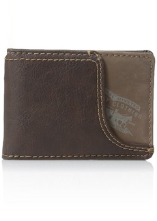 Levi's  Men's  Slim Front Pocket Wallet