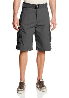 Levi's Men's Snap Cargo Short Graphite  x