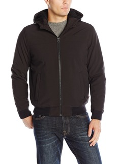 Levi's Men's Soft Shell Sherpa Lined Hoody Bomber  L