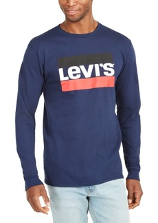 Levi's Men's Sportswear Logo Graphic Shirt