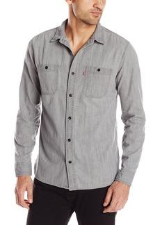 Levi's Men's Standard Work Shirt Denim