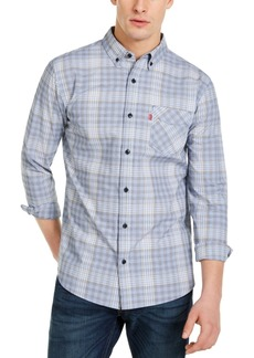 Levi's Men's Stonewall Plaid Shirt