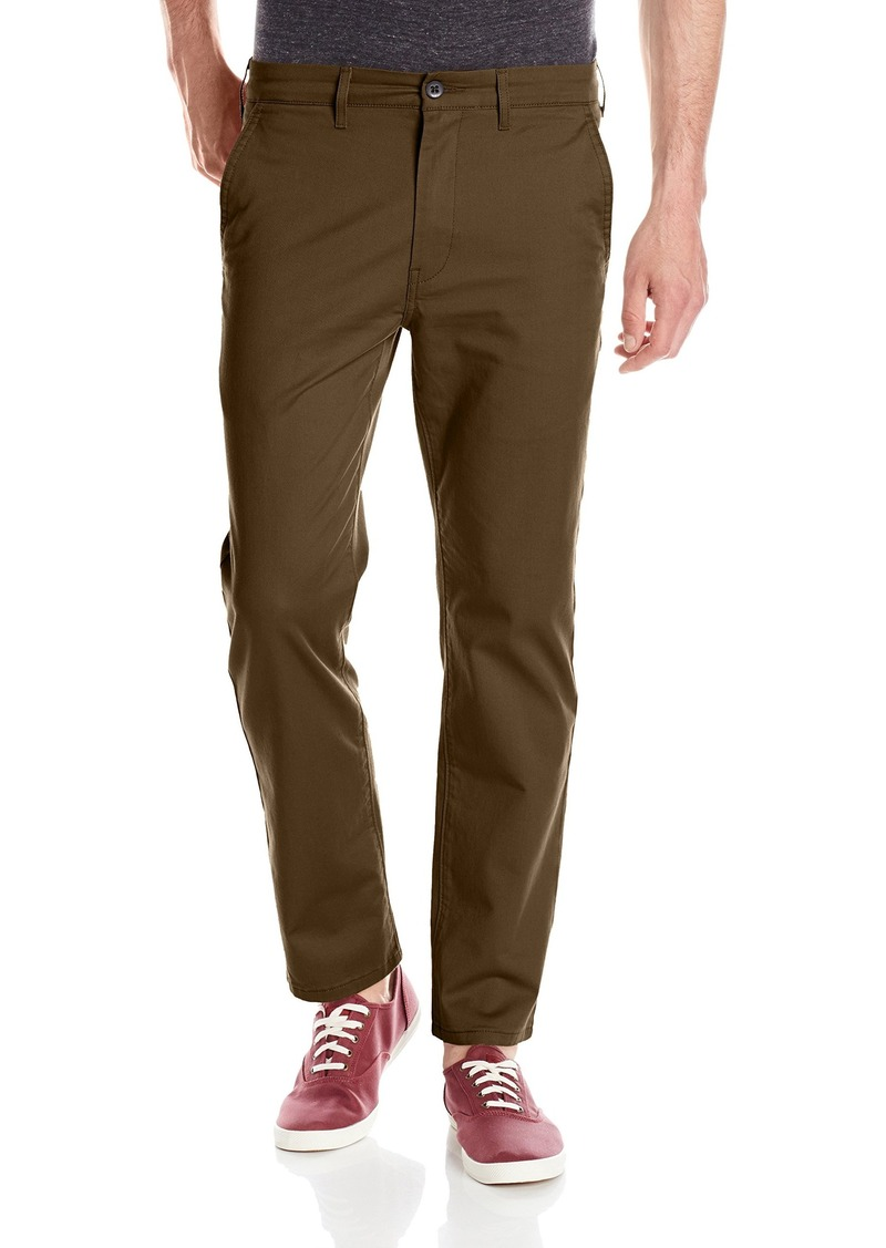 levi 39 s levi 39 s men 39 s straight chino twill pant compost stretch 42 32 casual pants shop it to me. Black Bedroom Furniture Sets. Home Design Ideas