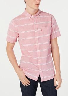 Levi's Men's Striped Nep Shirt