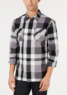 Levi's Men's Stuttgart Plaid Shirt