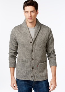 Levi's Men's Sweater Knit Fleece Cardigan