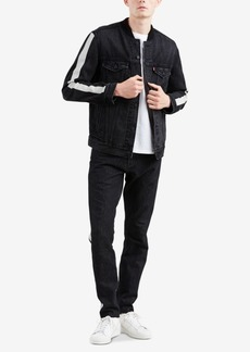 Levi's Limited: Old School Men's Track Trucker Jacket, Created for Macy's