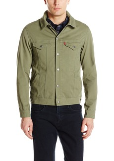 Levi's Men's Trucker Jacket Ii Commuter  XS