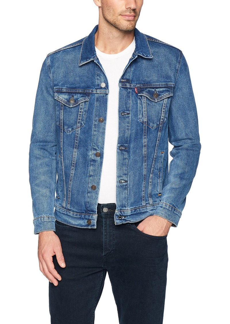 Levi's Men's Trucker Jacket The  S
