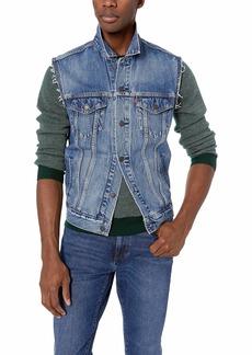 Levi's Men's Trucker Vest Jayden S