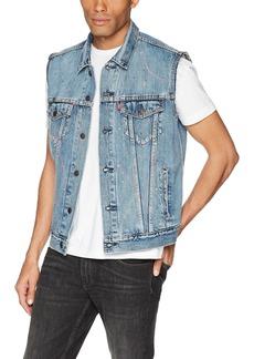 Levi's Men's Trucker Vest  L