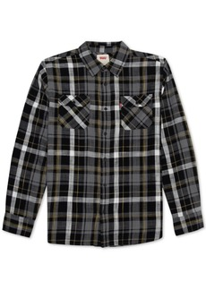 Levi's Men's Turin Plaid Shirt
