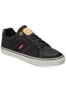Levi's Men's Turner Tumbled Waxed Sneakers Men's Shoes