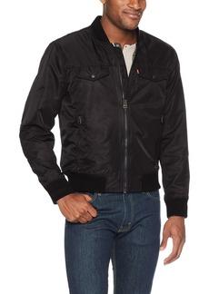 Levi's Men's Varsity Bomber Trucker Jacket