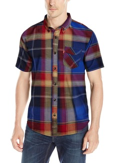 Levi's Men's Wallace Short Sleeve Oxford
