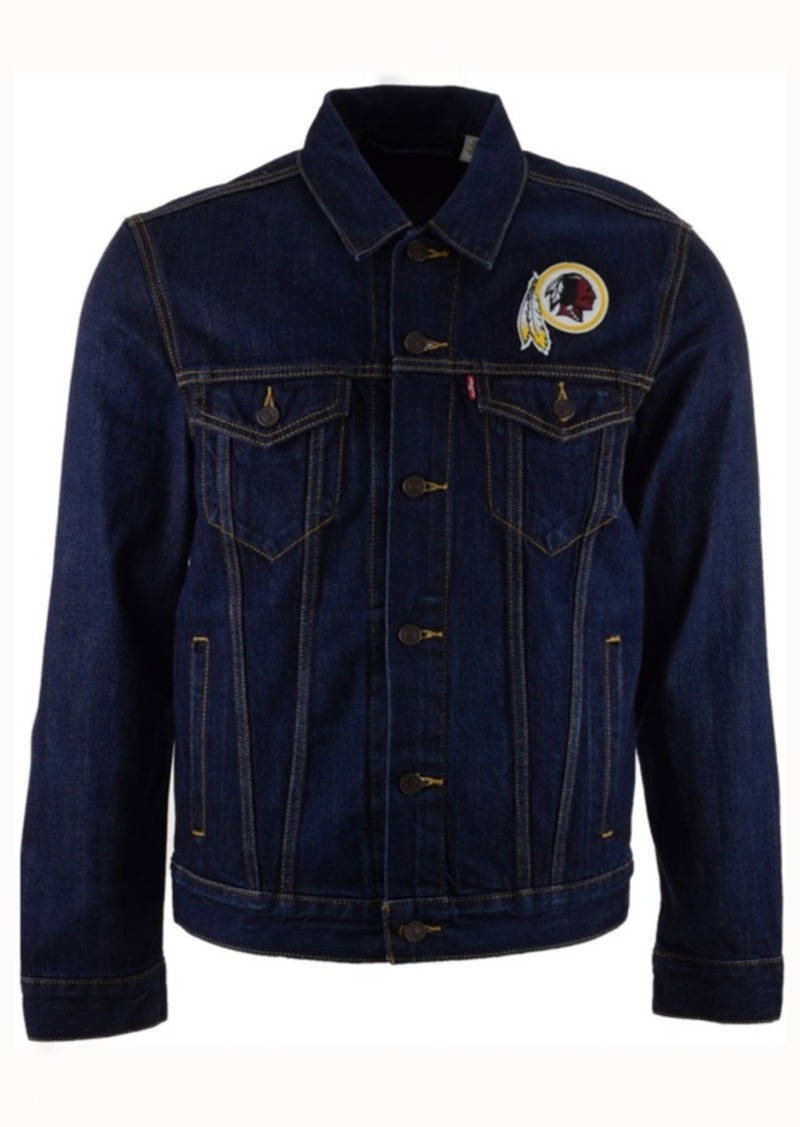 Levi's Men's Washington Redskins Trucker Jacket