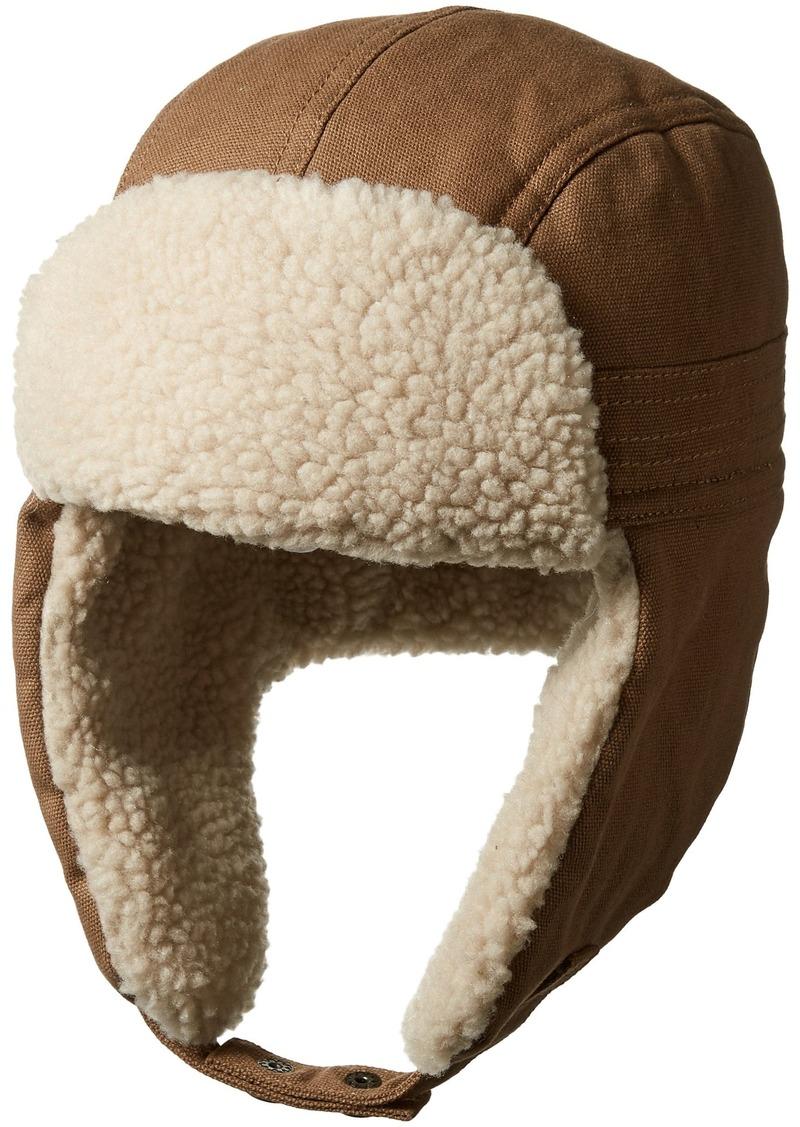 02e72b2cc0d68 Levi s Levi s Men s Waxed Canvas Hunter Trapper Hat with Faux Fur ...