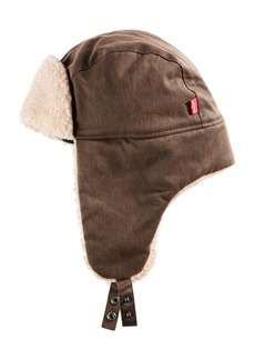 Levi's Men's Waxed Canvas Trapper Hat