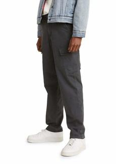 Levi's Men's XX Taper Cargo Pants Pirate black - Stretch Twill 28W X 32L